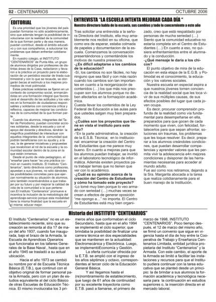 diario 2006 pagina 2
